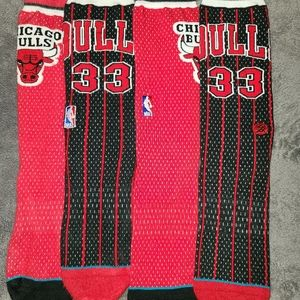 Chicago Bulls Stance Socks